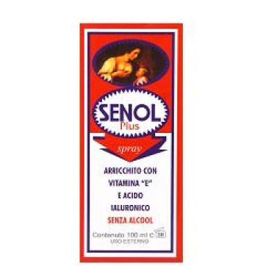 SENOL PLUS EMULSIONE SPRAY 100
