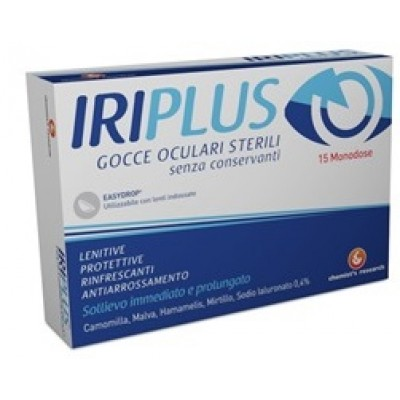 IRIPLUS 0,4% EASYDROP COLL15FL