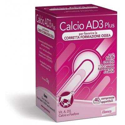 CALCIO-AD3 SOLUB SVILUPPO 40 CPR