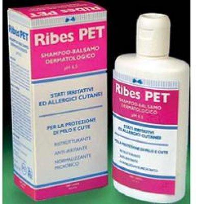 RIBES-PET SHAMP BALS DERM 200ML