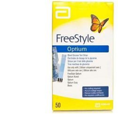 FREESTYLE OPTIUM 50STR NOCAL