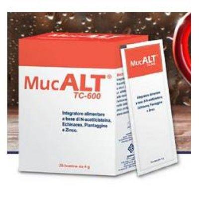 MUCALT TC-600 20BUST 4G