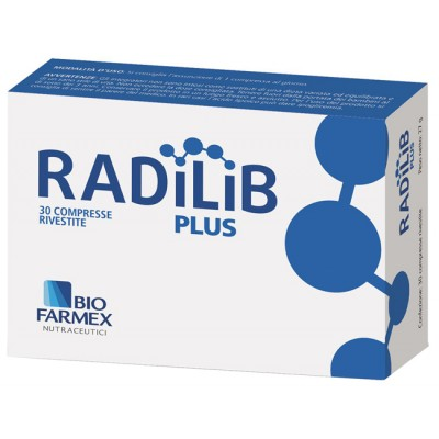 RADILIB PLUS 30CPR