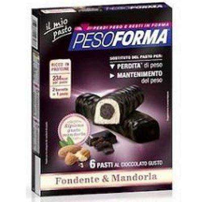 PESOFORMA BAR CUORE MAND 12PZ