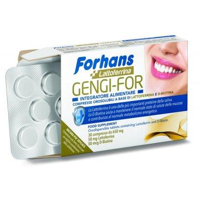 FORHANS GENGI FOR 30CPR