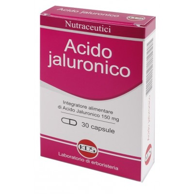 ACIDO JALURONICO 30CPS KOS