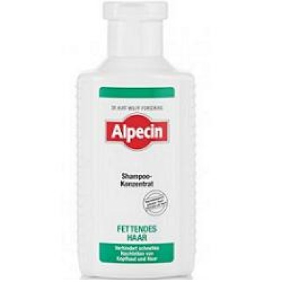 ALPECIN SH CONC CAP GRAS 200ML