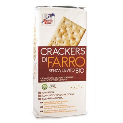 CRACKERS FARRO S/LIEV 280G FINES