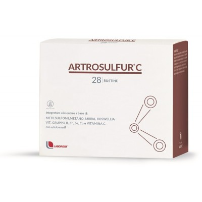 ARTROSULFUR C 28BUST