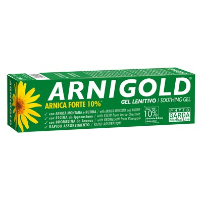 ARNICA FORTE GEL 50ML PHYTOG
