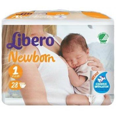 LIBERO NEWBORN PANN 1 28PZ 6349