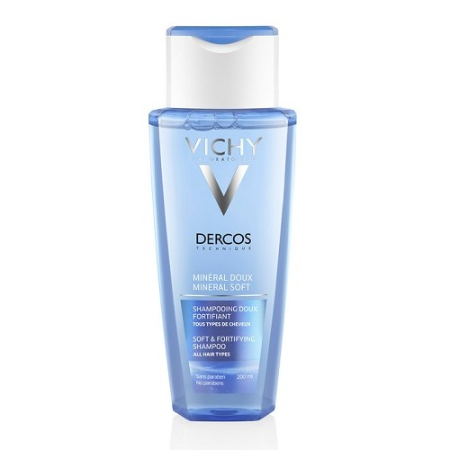 DERCOS-TEC SH MINERAL 200ML/E