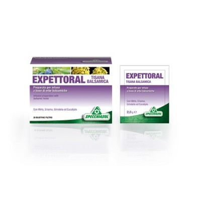EXPETTORAL TISANA BALS 20BUST