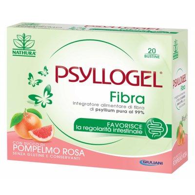 PSYLLOGEL FIBRA POMP RA 20BUST