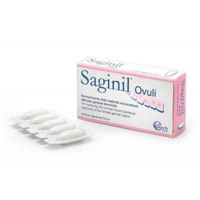 SAGINIL-OVULI 10PZ