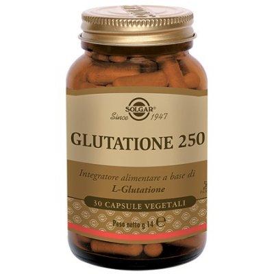 GLUTATIONE 250 30CPS VEG