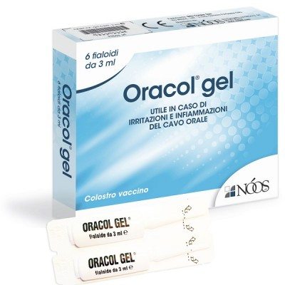 ORACOL GEL 6F 3ML