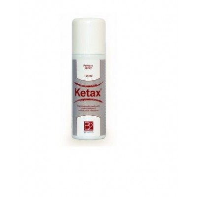 KETAX POLVERE SPRAY 125ML