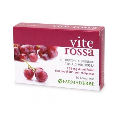 VITE ROSSA 30CPR FDR