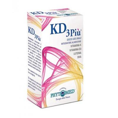 KD3PIU GOCCE 20ML