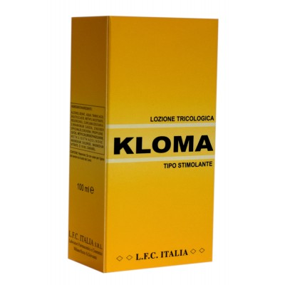 KLOMA-LOZIONE STIMOLANTE