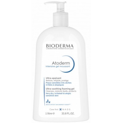 ATODERM INTEN GEL MOUSS 1LT