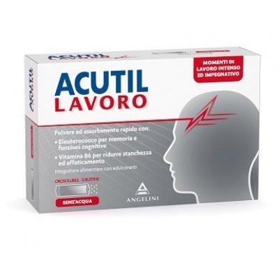ACUTIL LAVORO 12BUST