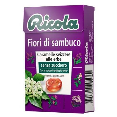 RICOLA FIORI SAMBUCO S/ZUCC50G