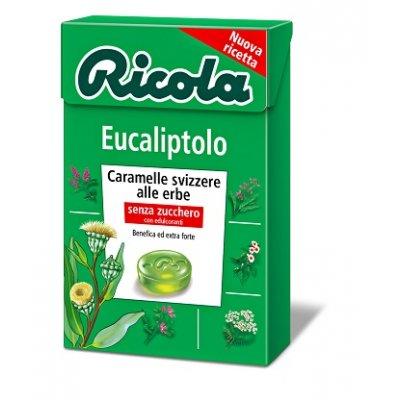 RICOLA EUCALIPTOLO S/ZUCCH 50G