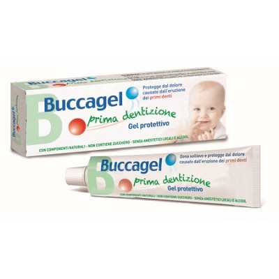 BUCCAGEL-GEL PRIMA DENTIZ 20ML