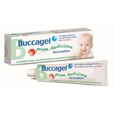 BUCCAGEL-GEL PRIMA DENTIZ 20ML