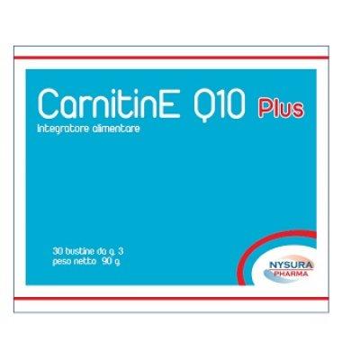 CARNITINE Q10 PLUS 30BUST