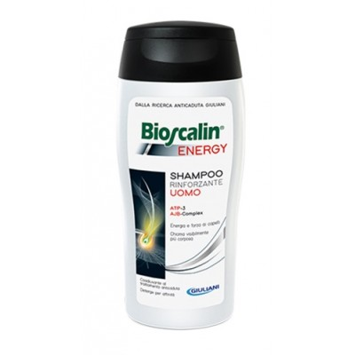 BIOSCALIN ENERGY SHAMPOO 200 ML