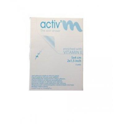 ACTIV M CER 5X4CM 5PZ