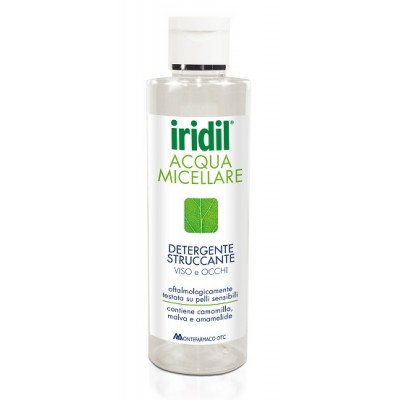 IRIDIL ACQUA MICELLARE 200ML