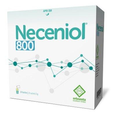 NECENIOL 800 20BUST