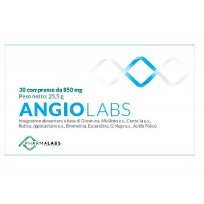 ANGIOLABS 30COMPRESSE