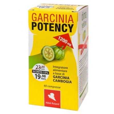 GARCINIA POTENCY 1200 DY 60CPR