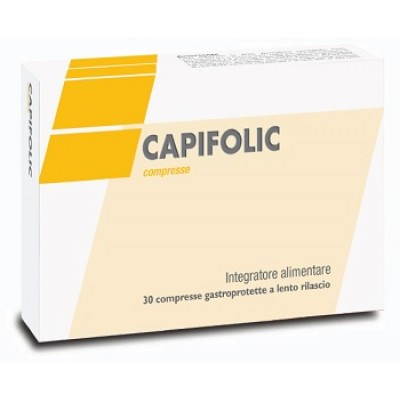 CAPIFOLIC 30CPR GASTROPROTET