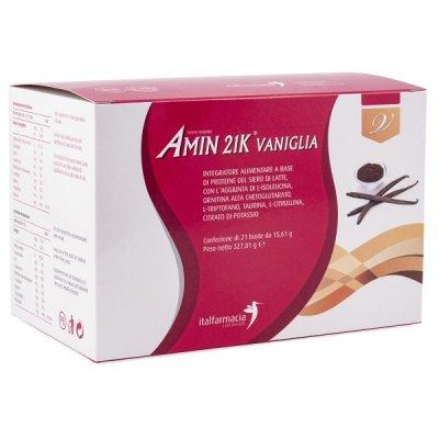 AMIN 21K VANIGLIA 327,81G