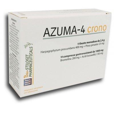 AZUMA-4 CRONO 10CPR+10BUST