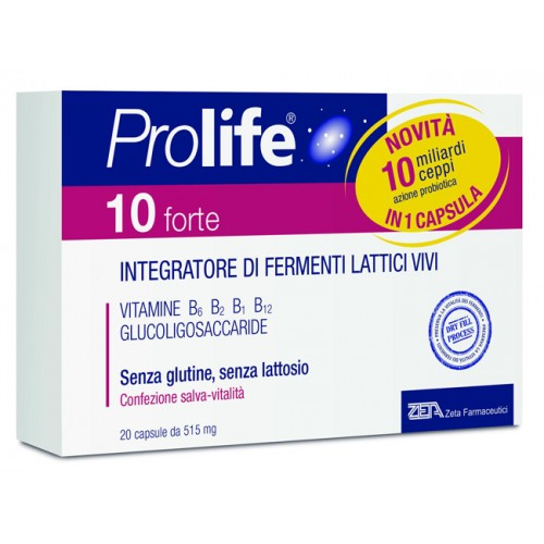 PROLIFE-10 FORTE 20CPS