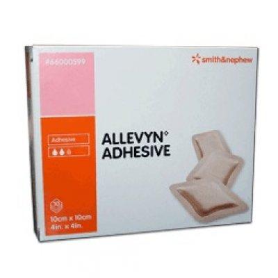 ALLEVYN ADHES 10X10CM 10PZ   599