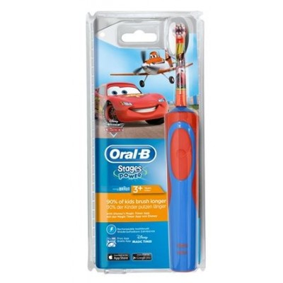 ORAL B VITALITY STAGE CARS