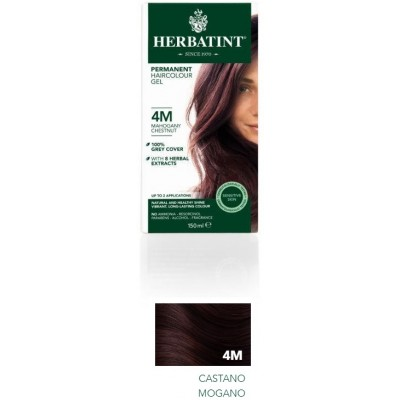 HERBATINT 4M CASTANO MOGAN 135ML