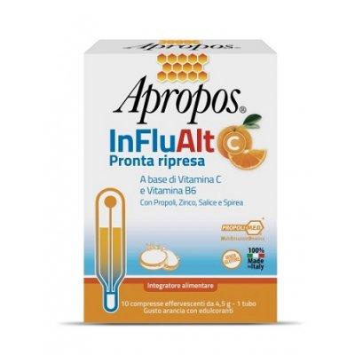 APROPOS INFLUALT C 10CPR EFFER