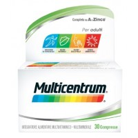 MULTICENTRUM ADULTI EFFERVESCENTE 30 COMPRESSE