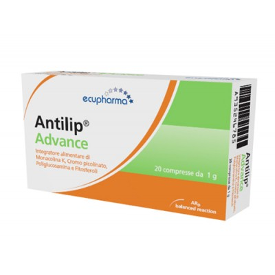 ANTILIP ADVANCE 20CPR