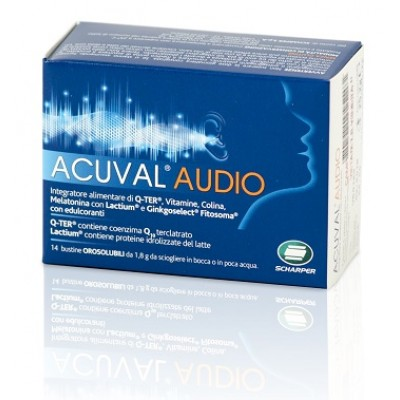 ACUVAL AUDIO 14BUST 1,8G OROSOL
