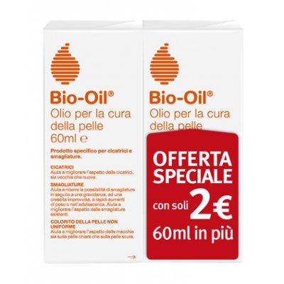 BIO-OIL BIPAC OLIO DERMAT 2X60ML